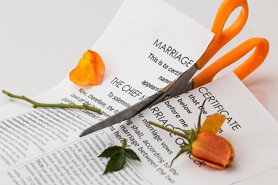 Il procedimento di separazione personale dei coniugi