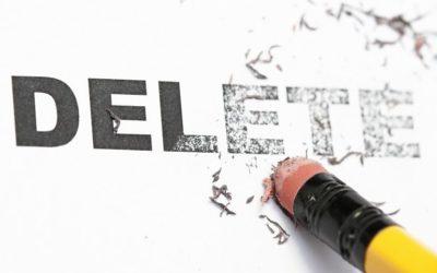 Il diritto all'oblio riordina il web